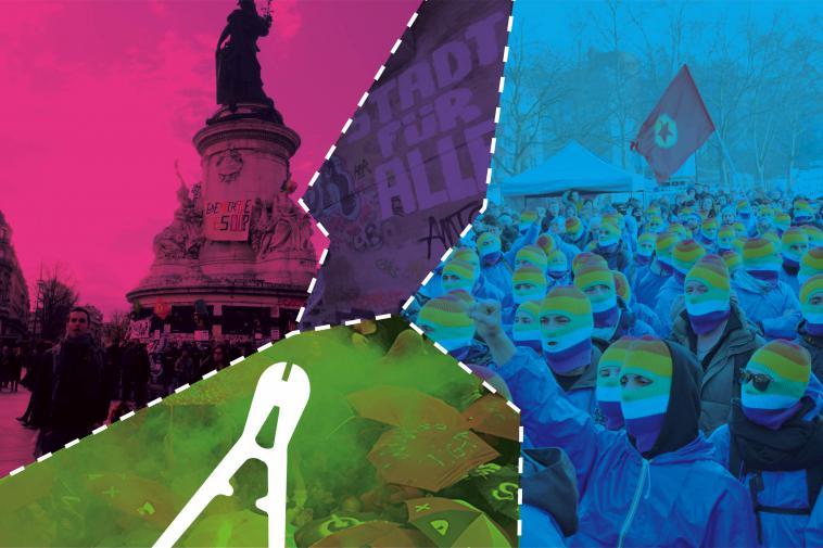 Blockupy 2016 Aufruf der Interventionistischen Linken