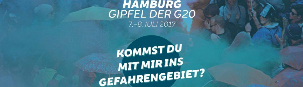 Blockupy Hamburg